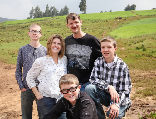 Missionary Spotlight: Mark and Krista Haley