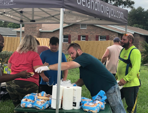 Tomoka-DeLand Helps with Tornado Recovery